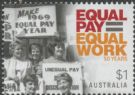 AUS 18/06/2019 $1 Principle of Equal Pay: 50 Years